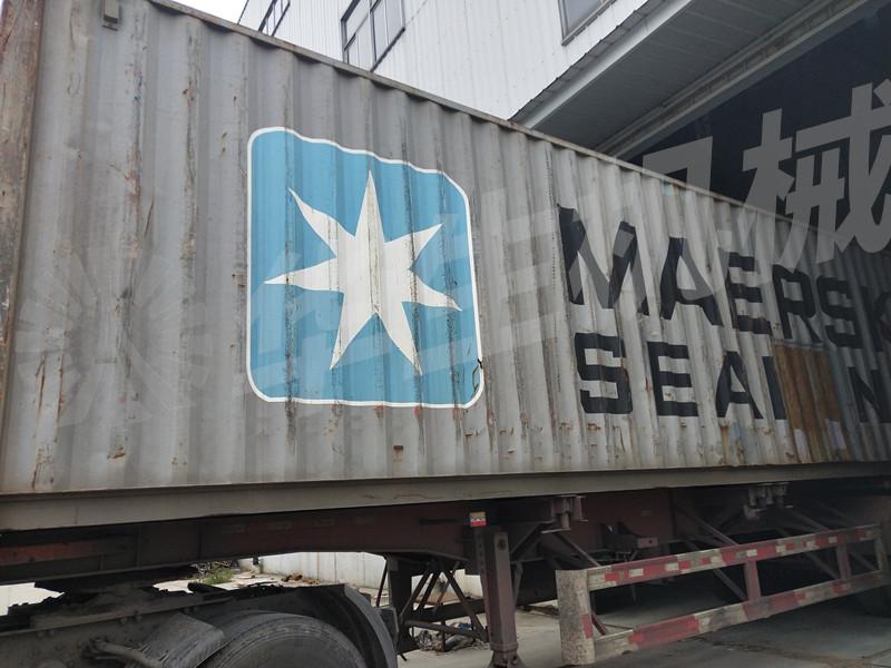 印尼客户发货