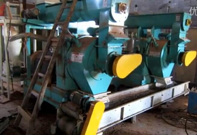 浙江2台420某客户生产线试机--华生机械